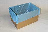 BRC Food grade box liner