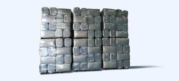 Animal bedding polythene bale bags